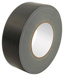"ISC Racers Tape - ISC Racers Tape - 2"" Black - 180 Ft."