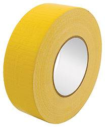 "ISC Racers Tape - ISC Racers Tape - 2"" Yellow - 180 Ft."