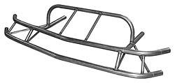 Allstar Performance - Allstar Performance Masterbilt Dirt Late Model Front Bumper