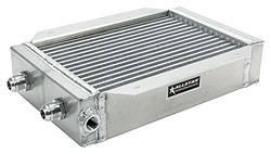 """Allstar Performance - Allstar Performance Deck Mount Oil Cooler - 8-3/4"""" x 15"""" x 2-1/4"""" Tall"""