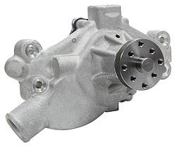 Allstar Performance - Allstar Performance SB Chevy Aluminum Corvette (Long) Water Pump