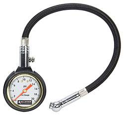 Allstar Performance - Allstar Performance Tire Pressure Gauge - 0-20 PSI