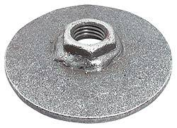 "Allstar Performance - Allstar Performance Weight Jack Plate - 5"" O.D."