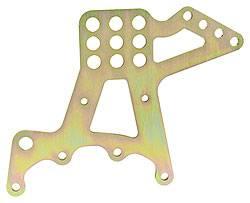 Allstar Performance - Allstar Performance Steel Upper Link Bracket w/ Multiple Holes (Pair)