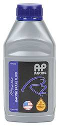 AP Racing - AP Racing AP600 Hi-Temp Brake Fluid - 1 Pint