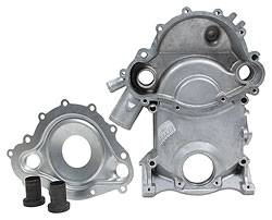 Allstar Performance - Allstar Performance Timing Cover Pontiac V8