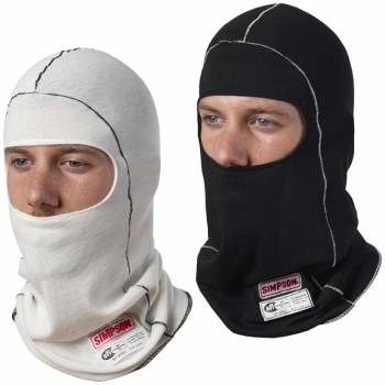 Simpson Memory Fit Nomex Headsock 2305