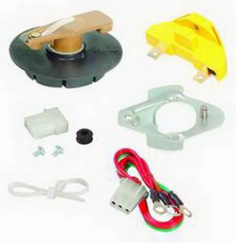 Accel - ACCEL Points Eliminator Kit - For Vehicles w/ AC Delco Single and Dual Point Distributors
