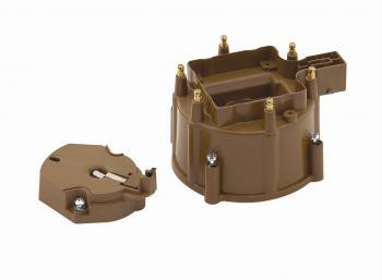 Accel - ACCEL Distributor Cap and Rotor Kit - Tan