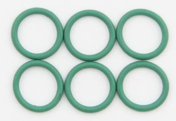 Aeroquip - Aeroquip -10 Replacement Air Conditioner O-Rings (6 Pack)