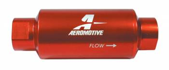 Aeromotive - Aeromotive Fuel Filter w/ 10-Micron Paper Element