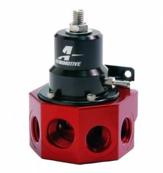Aeromotive - Aeromotive A2000 Carbureted Bypass Regulator 3-35 psi
