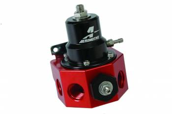 Aeromotive - Aeromotive Adjustable Fuel Pressure Regulator