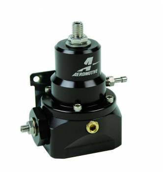 Aeromotive - Aeromotive Double-Adjustable 2-Port Regulator
