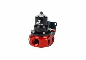 Aeromotive - Aeromotive 4-Port Bypass Adjustable Regulator - 3-15 psi