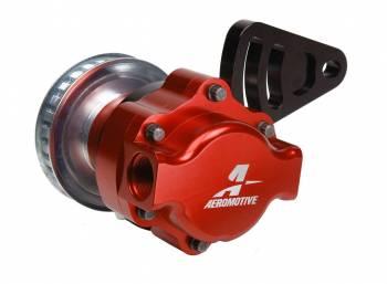 Aeromotive - Aeromotive Belt Drive Fuel Pump w/ Bracket & Pulley