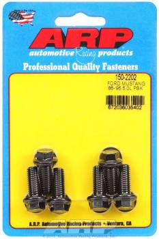 ARP - ARP Ford Pressure Plate Bolt Kit - 86-95 Mustang