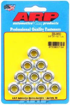 ARP - ARP Hex Nuts - 3/8-24 (10)