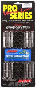 ARP - ARP BB Chevy Rod Bolt Kit - 7/16 Pro-Series
