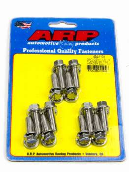 ARP - ARP Stainless Steel Header Bolt Kit - 6 Point GM LS