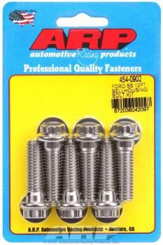 ARP - ARP Stainless Steel Bellhousing Bolt Kit - 12 Point Ford