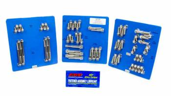 ARP - ARP SB Chevy Stainless Steel Complete Engine Fastener Kit - 12 Point