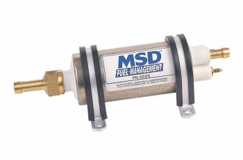 MSD - MSD High Pressure Electric Fuel Pump - 43 GPH