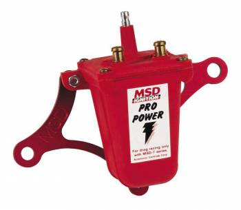 MSD - MSD Pro Power Ignition Coil - Not for Use w/ MSD 6 / Digital 7 Series Ignition