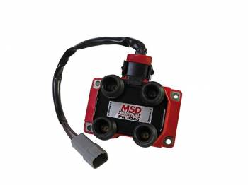 MSD - MSD Ford DIS Coil Pack For Midget Ignition Coil