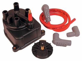 MSD - MSD Modified Distributor Cap and Rotor for Honda Civic/CRX 88-91 1.5/1.6L