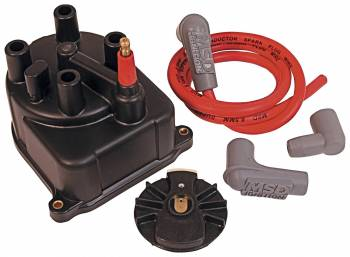 MSD - MSD Distributor Cap/Rotor, Modified, Civic/Integra LS 92-00