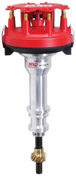 MSD - MSD Crank Trigger Distributor - Includes Cap / Race Rotor
