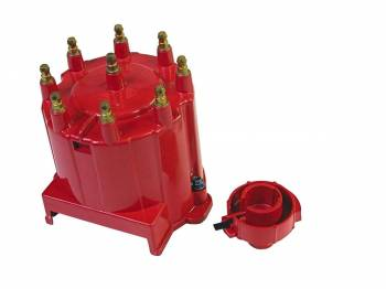 MSD - MSD Distributor Cap and Rotor Kit - GM External Coil