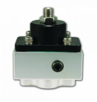Quick Fuel Technology - Quick Fuel Technology Billet Fuel Pressure Regulator