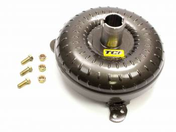 TCI Automotive - TCI Ultimate Street Fighter Torque Converter GM ' 65-' 91 TH350/400, Anti- Ballooning Plate