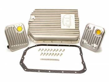 TCI Automotive - TCI 4L80E/4L85E Deep Aluminum Pan