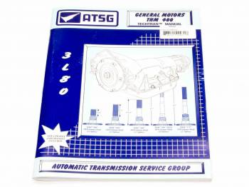 TCI Automotive - TCI GM TH400 Tech Manual