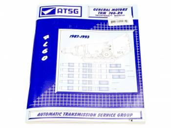 TCI Automotive - TCI 700R4 Transmission Tech Manual ' 87-' 93