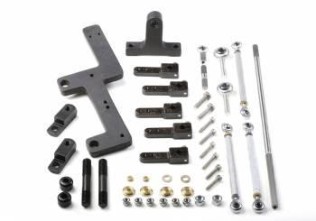 Weiand - Weiand Carburetor Linkage For 6-71