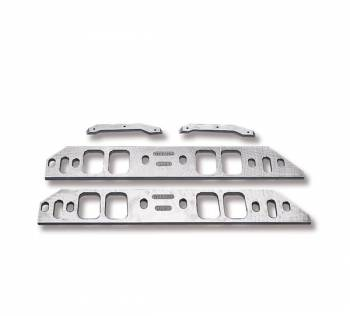 Weiand - Weiand Intake Manifold Spacer Kit - Standard BB Chevrolet To Late Model Tall Block Truck Engine
