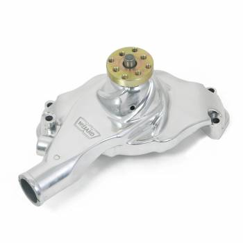 Weiand - Weiand Action +Plus Water Pump - Polished