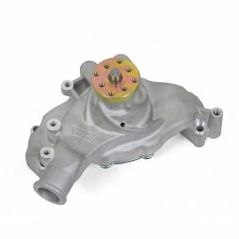 Weiand - Weiand Action +Plus Water Pump - Satin Finish