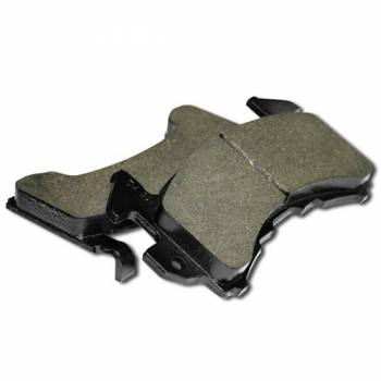 AFCO Racing Products - Afco Brake Pad Set GM Metric - SR33 Compound