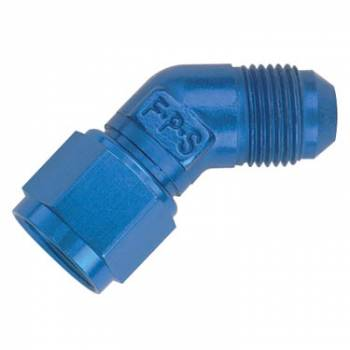 Fragola Performance Systems - Fragola -6 Female Swivel to Male 45° Fitting
