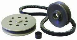 Powermaster Motorsports - Powermaster Water Pump Drive System - Comes w/ V-Belt Pulleys and 24 in. Belt