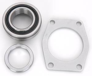 Strange Engineering - Strange Engineering Axle Bearings & Retainer Plates - Small Ford