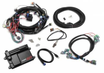 Holley Performance Products - Holley HP EFI ECU & Harness Kit, GM LS2