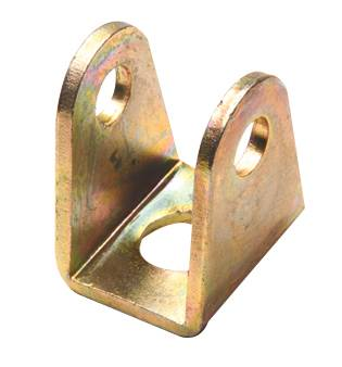 Chassis Engineering - Chassis Engineering Bolt-On Diagonal Link Bracket 5/8""