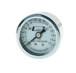 Mr. Gasket - Mr. Gasket Fuel Pressure Gauge - 1.5 in. Diameter