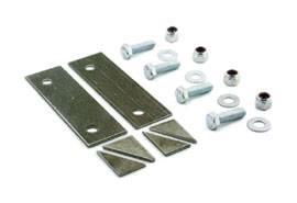 Competition Engineering - Competition Engineering Mid Motor Plate Mounting Kit
